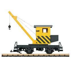 LGB Wagon Crane Wagon - G Gauge L40043