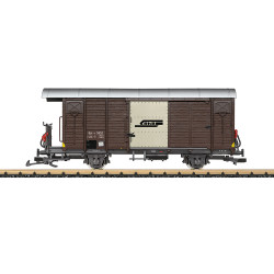 LGB Wagon RhB CoveredGoods Wagon Ep. V - G Gauge L43813