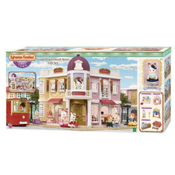 SYLVANIAN Families Grand Department Store Gift Set 6022