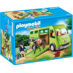 Playmobil Horse Box 6928