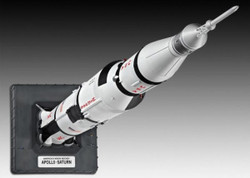 REVELL Apollo Saturn V Rocket 1:144 Space Model Kit 04909