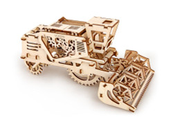 UGEARS Combine - Mechanical Wooden Model Kit 70010