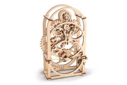 UGEARS Chronograph 20 min Timer - Mechanical Wooden Model Kit 70004