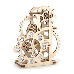 UGEARS Dynamometer Geneva Drive- Mechanical Wooden Model Kit 70005
