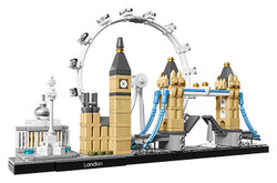 LEGO Architecture 21034 London Age 12+ 468pcs