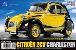 TAMIYA RC 58655 Citroen 2CV Charleston 1:10 Car Assembly Kit