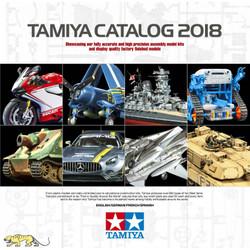 TAMIYA 64413 2018 Tamiya Kit Catalogue Model Kit