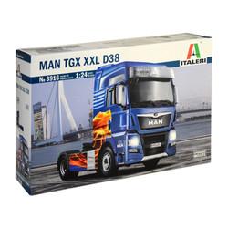 ITALERI 3916 Man TGX XXL D38 1:24 Model Truck Kit