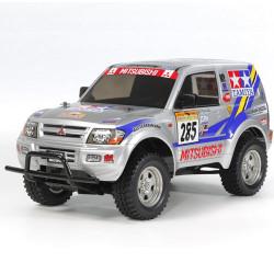 TAMIYA RC 58602 Mitsubishi Pajero Rally - CC01 1:10 Assembly Kit