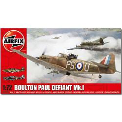 AIRFIX A02069 Boulton Paul Defiant Mk.1 1:72 Aircraft Kit