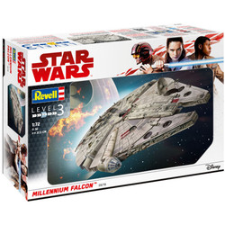 REVELL Millennium Falcon 1:72 Car Model Kit 06718