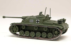 AIRFIX A01306V Stug III 75mm Assault Gun - Classics 1:76 Military Model Kit