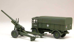 AIRFIX A01314V AEC Matador & 5.5in Gun  Vintage Classics 1:76 Military Model Kit