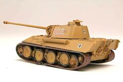 AIRFIX A01302V Panther - Vintage Classics 1:76 Tank Model Kit