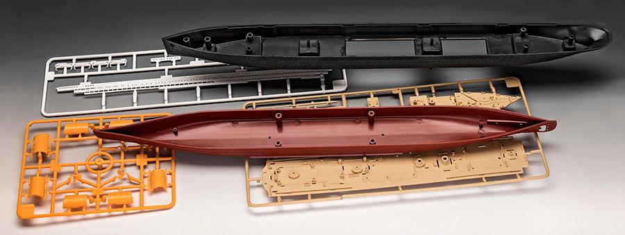 REVELL RMS Titanic 1:600 Ship Model Kit 05498 - Jadlam Toys