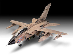 "REVELL Tornado GR Mk. 1 RAF ""Gulf War"" 1:32 Aircraft Model Kit 03892"
