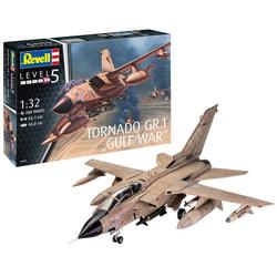 "REVELL Tornado GR Mk. 1 RAF ""Gulf War"" 1:32 Aircraft Model Kit 03892"