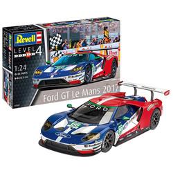 REVELL Ford GT - Le Mans 2017 1:24 Car Model Kit 07041