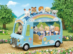 SYLVANIAN Families Sunshine Nursery Bus 5317