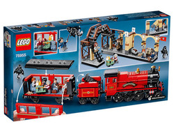 LEGO Harry Potter 75955 Hogwarts Express Age 8-14 801pcs