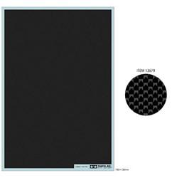 TAMIYA 12679 Carbon Decal Plain Weave - Fine 1:24 Model Kit Accessory