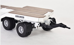 CARSON RC Goldhofer TU-4 Flatbed Trailer C907400 1:14