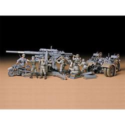 TAMIYA 35017 88mm Gun Flak 36/37 1:35 Military Model Kit