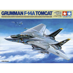 Tamiya 61114 F-14A Tomcat 1:48 Aircraft Model Kit