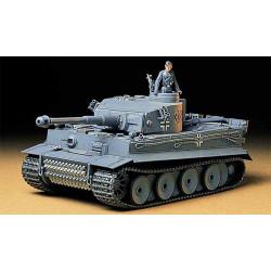 TAMIYA 35216 German Tiger I Early Production Tank 1:35 Military Model Kit