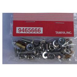 TAMIYA 58365 Midnight Pumpkin Metallic/Black, 9465666/19465666 Screw Bag A
