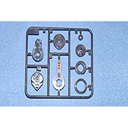 TAMIYA 51040/0114039 TGS P Parts (Servo Horn) (TGSR/TGS-R/Super Levant)
