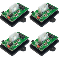 SCALEXTRIC Digital C8515 4x EasyFit Plug Conversion New Type