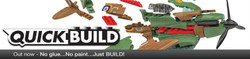 AIRFIX QuickBuild BAE Hawk J6003 Aircraft Model Kit