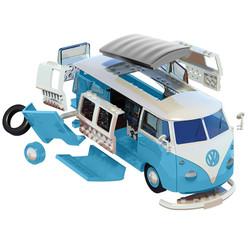 AIRFIX Quickbuild VW Camper Van Blue J6024 Car Model Kit