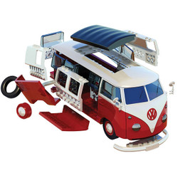 AIRFIX Quickbuild VW Camper Van J6017 Car Model Kit