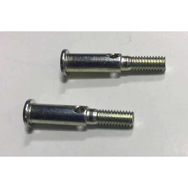M01 M02 M03 M04 M05 M06 M07 FF02 Tamiya 9805502 19805502 Wheel Axles 2 Pcs.