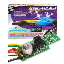 SCALEXTRIC Digital C7005 2x F1 Car Conversion Chip