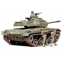 TAMIYA 35055 U.S. M41 Walker Bulldog Tank 1:35 Military Model Kit
