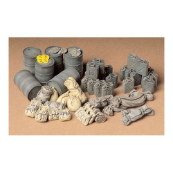 TAMIYA 35229 Allied Vehicles Accessory Set 1:35 Military Model Kit