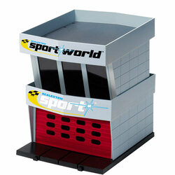 SCALEXTRIC C8321 Race+ Pit Garage