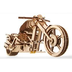 UGEARS Bike - Mechanical Wooden Model Kit 70051
