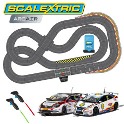 SCALEXTRIC Bundle SL5 2018 - 2 Analogue Cars Jadlamracing Layout
