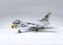 TAMIYA 61607 Ltv Corsair Ii Ltd 1:100 Aircaft Model Kit