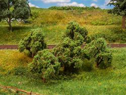 FALLER Apple Trees 55mm (5) HO Gauge Scenics 181404