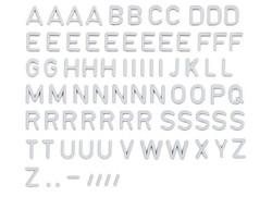 FALLER Alphabet Lettering III HO Gauge 180965