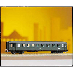 PIKO Classic DB AB4yslwe 1st/2nd Class Valance Coach III G Gauge 53274
