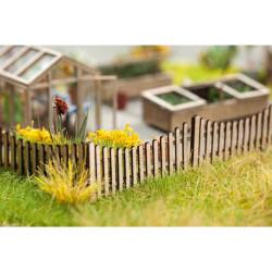 NOCH Timber Fence Laser Cut Minis Kit HO Gauge Scenics 14230