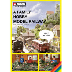 NOCH A Family Hobby - Model Railway Landscaping Guidebook 71905