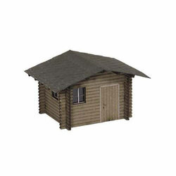 NOCH Forest Lodge Laser Cut Minis Kit HO Gauge Scenics 14342