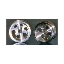 "NSR 3/32 Alum. Wheels Rear 16"" Diameter Air System (2) NSR5002"